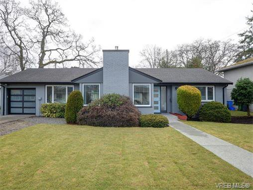 Main Photo: 2111 Kings Road in VICTORIA: OB Henderson Single Family Detached for sale (Oak Bay)  : MLS®# 374426