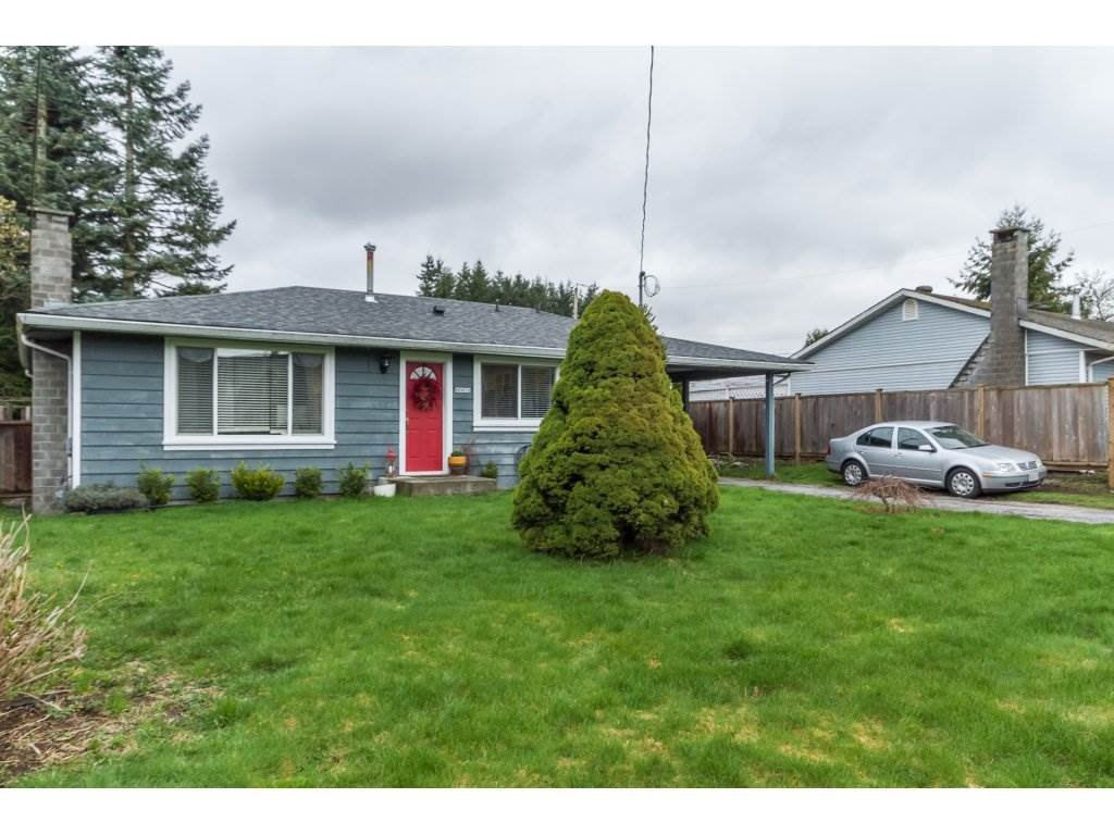 """Main Photo: 32029 7TH Avenue in Mission: Mission BC House for sale in """"West Heights"""" : MLS®# R2150554"""