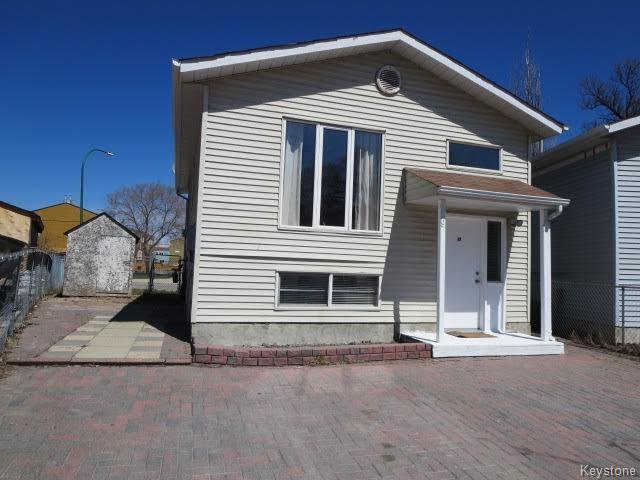 Main Photo: 19 Habitat Place in Winnipeg: Residential for sale (4A)  : MLS®# 1710098