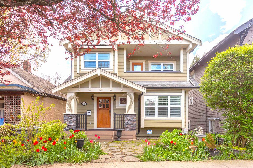 Main Photo: 1820 E 4TH Avenue in Vancouver: Grandview VE House for sale (Vancouver East)  : MLS®# R2161591