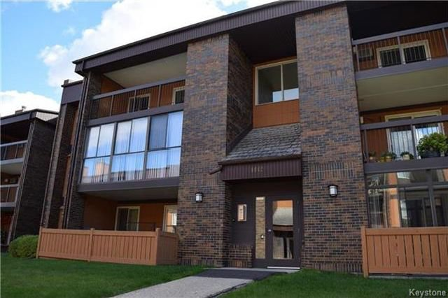 Main Photo: 10 1442 Dakota Street in Winnipeg: River Park South Condominium for sale (2F)  : MLS®# 1726848