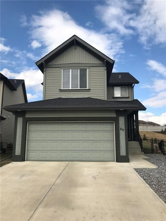Main Photo: 89 SUNSET Heights: Cochrane House for sale : MLS®# C4177018
