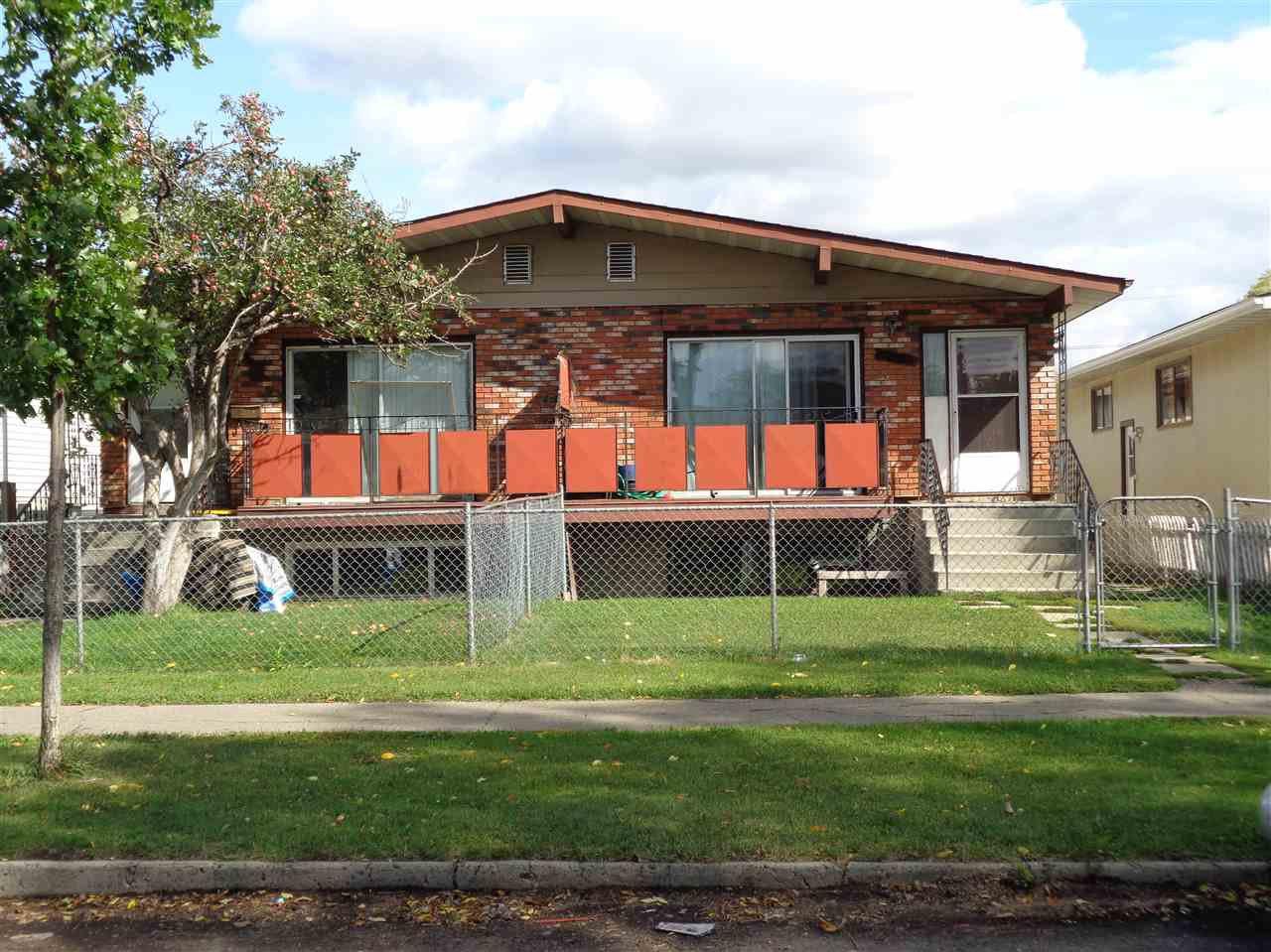 Main Photo: 12237-12239 83 Street in Edmonton: Zone 05 House Duplex for sale : MLS®# E4127539
