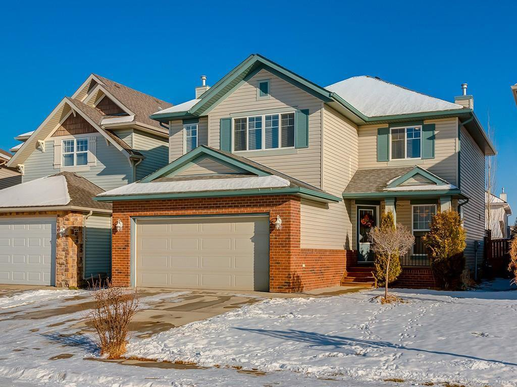 Main Photo: 139 WENTWORTH Circle SW in Calgary: West Springs Detached for sale : MLS®# C4215980