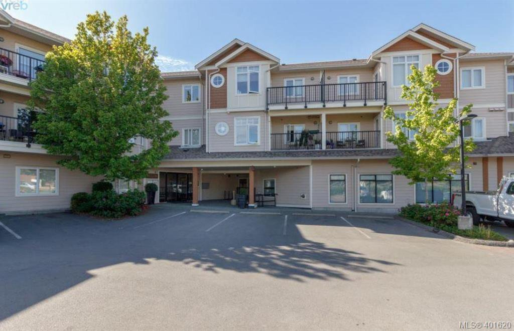 Main Photo: 101 7088 West Saanich Rd in BRENTWOOD BAY: CS Brentwood Bay Condo for sale (Central Saanich)  : MLS®# 801470