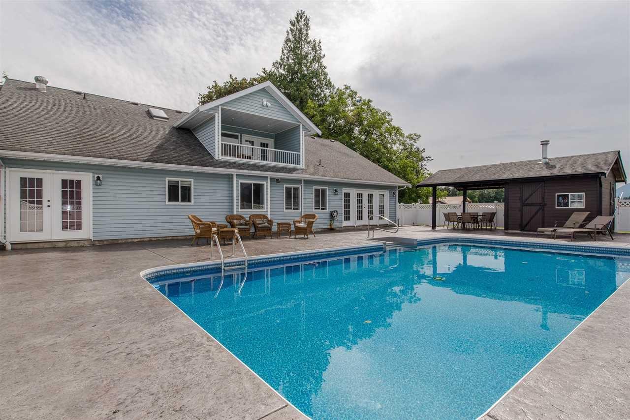 Photo 15: Photos: 47715 BALLAM Road in Chilliwack: Fairfield Island House for sale : MLS®# R2327778