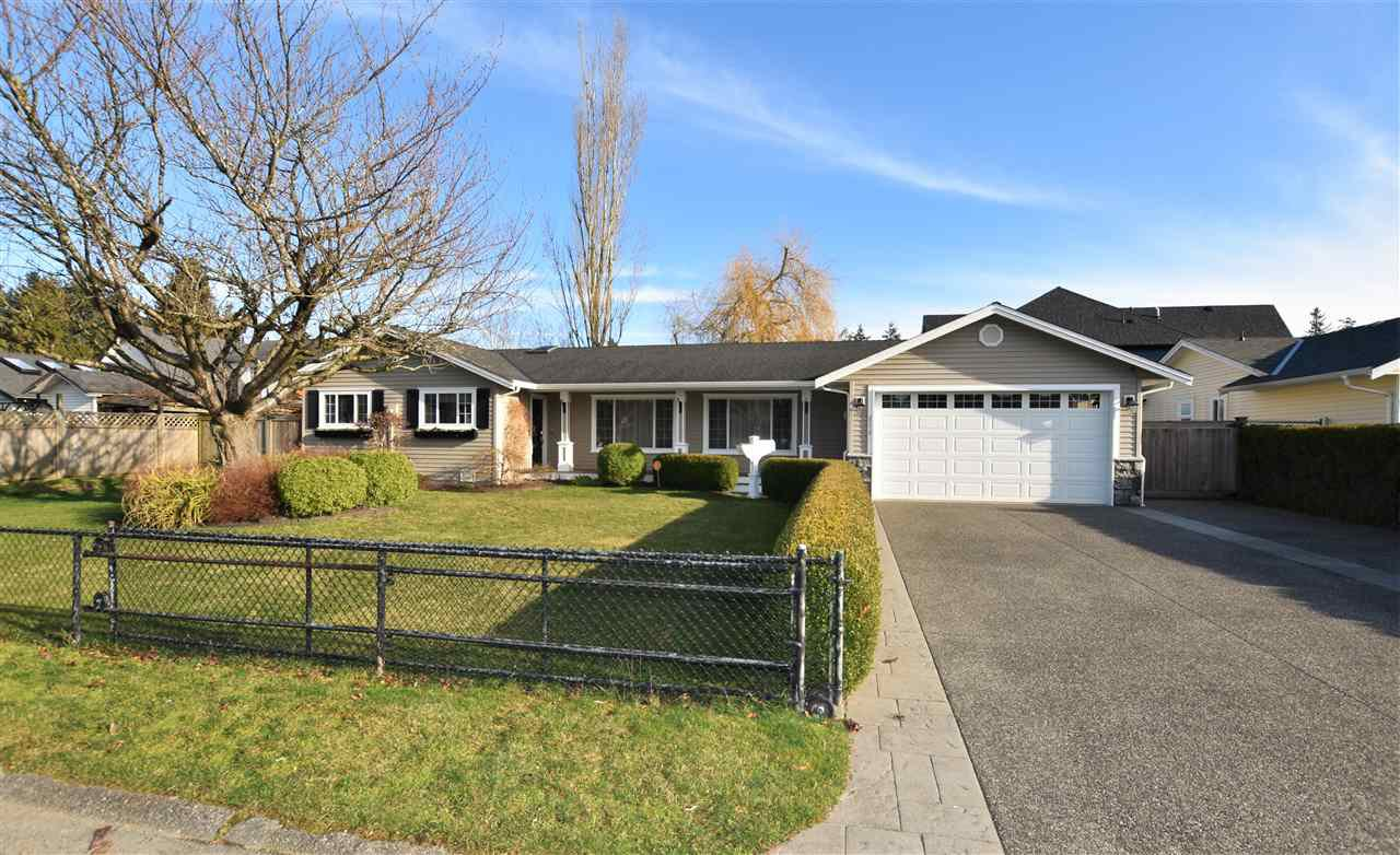 Main Photo: 2776 270B Street in Langley: Aldergrove Langley House for sale : MLS®# R2333502