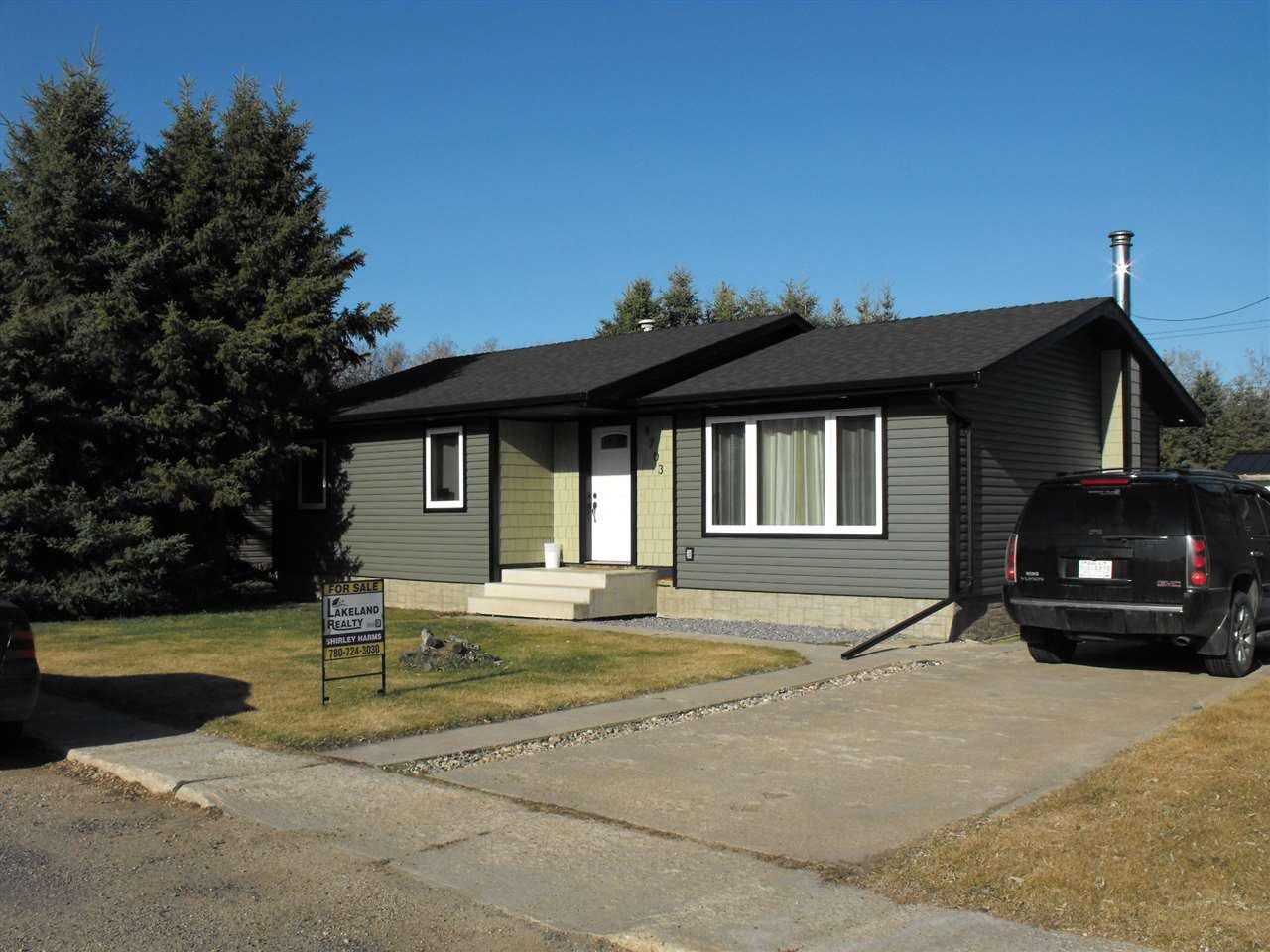 Main Photo: 4703 48 Street: Myrnam House for sale : MLS®# E4149383
