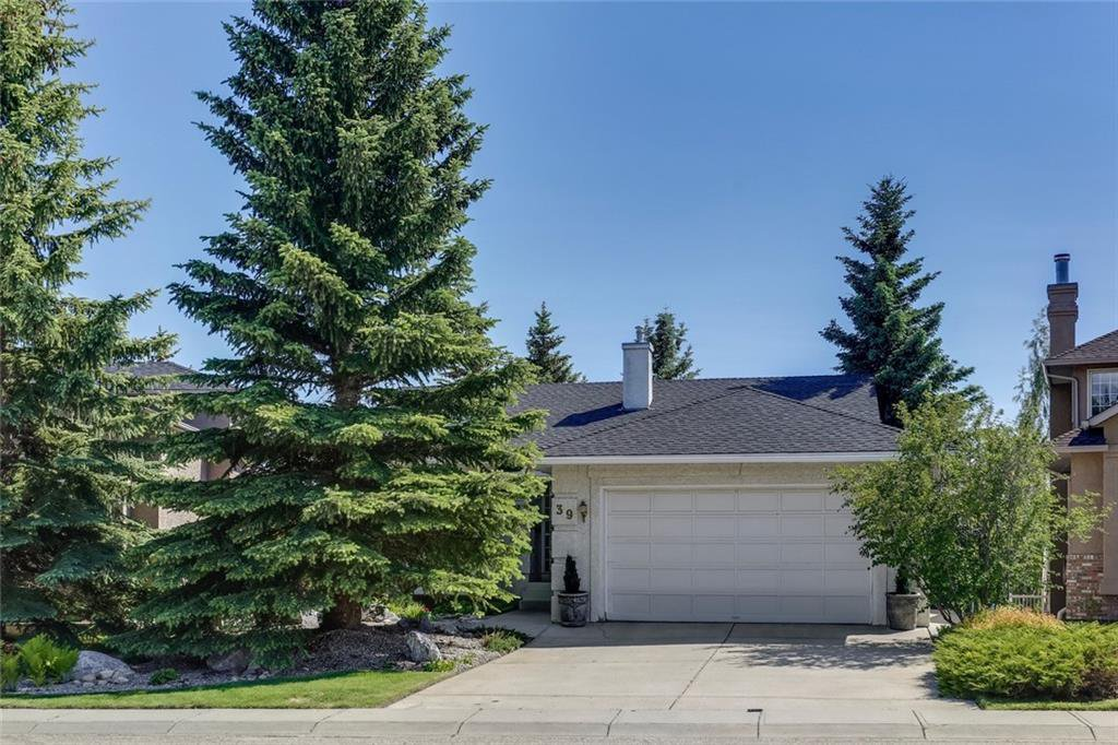 Main Photo: 39 SIERRA MORENA Circle SW in Calgary: Signal Hill Detached for sale : MLS®# C4256131