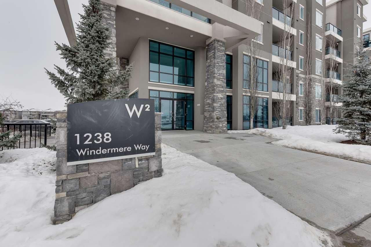 Main Photo: 306 1238 WINDERMERE Way in Edmonton: Zone 56 Condo for sale : MLS®# E4188820