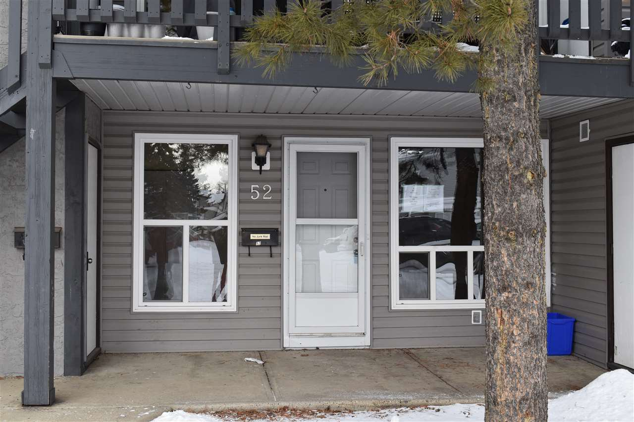Main Photo: 52 1503 MILL WOODS Road E in Edmonton: Zone 29 Carriage for sale : MLS®# E4192299