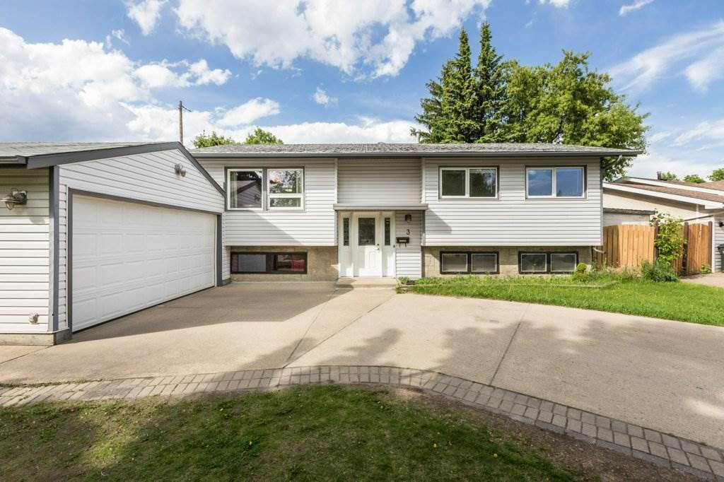 Main Photo: 3 Caragana Court: Sherwood Park House for sale : MLS®# E4201735