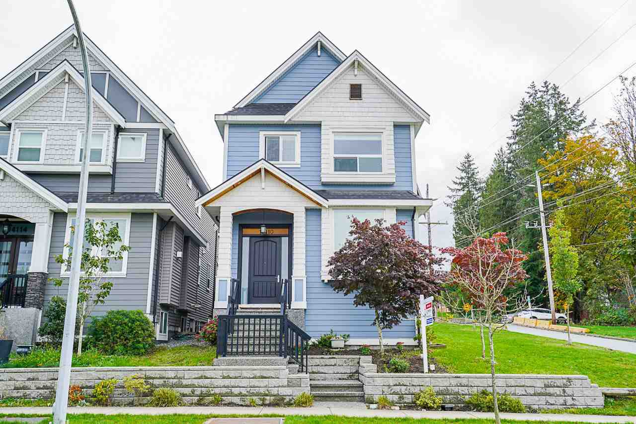Main Photo: 14110 60A Avenue in Surrey: Sullivan Station House for sale : MLS®# R2509859