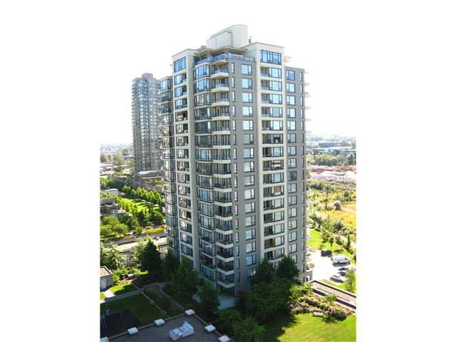 Main Photo: 1505 4118 DAWSON Street in Burnaby: Brentwood Park Condo for sale (Burnaby North)  : MLS®# V908430