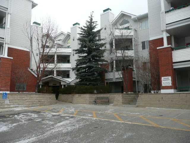 Main Photo: 419 20 SIERRA MORENA Mews SW in CALGARY: Richmond Hill Condo for sale (Calgary)  : MLS®# C3500337