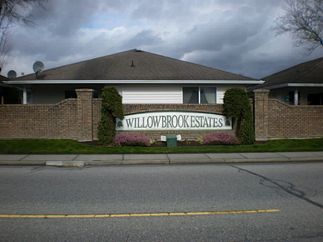 """Photo 2: Photos: 16 46485 AIRPORT Road in Chilliwack: Chilliwack E Young-Yale House for sale in """"WILLOWBROOK"""" : MLS®# H1400538"""