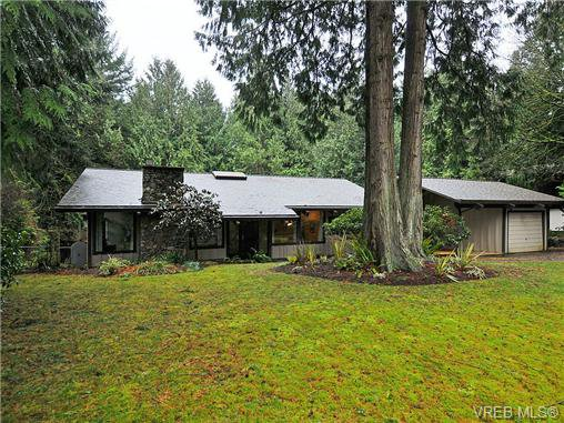 Main Photo: 4671 Lochwood Cres in VICTORIA: SE Broadmead House for sale (Saanich East)  : MLS®# 662560