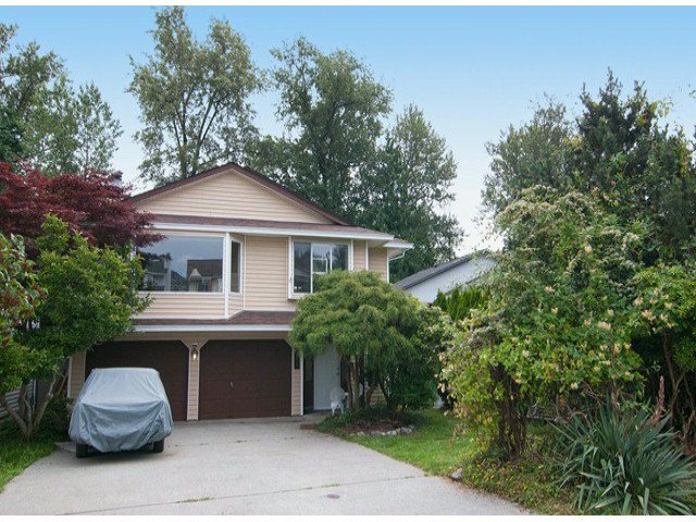 "Main Photo: 1279 BRAND Street in Port Coquitlam: Citadel PQ House for sale in ""HARBOURVIEW ESTATES"" : MLS®# V1071469"