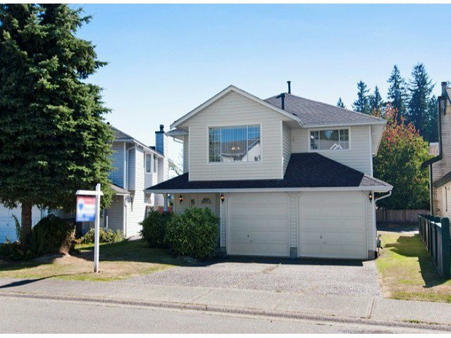 Main Photo: 2724 WESTLAKE Drive in Coquitlam: Coquitlam East House for sale : MLS®# V1084495