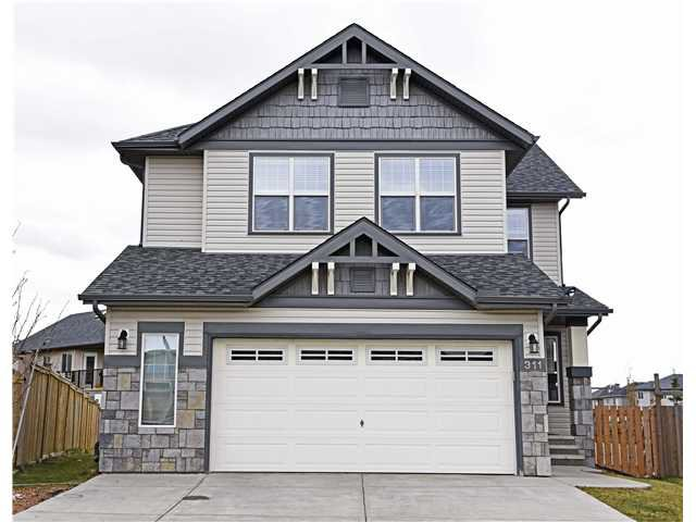 Main Photo: 311 ROYAL BIRCH Bay NW in Calgary: Royal Oak Residential Detached Single Family for sale : MLS®# C3642313