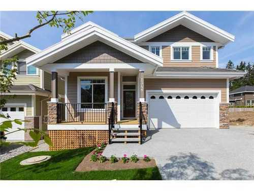 Main Photo: 1348 MARGUERITE Street in Coquitlam: Burke Mountain Home for sale ()  : MLS®# V1006133