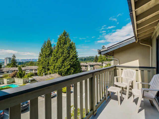 """Photo 15: Photos: 1022 LILLOOET Road in North Vancouver: Lynnmour Townhouse for sale in """"LILLOOET PLACE"""" : MLS®# V1123413"""