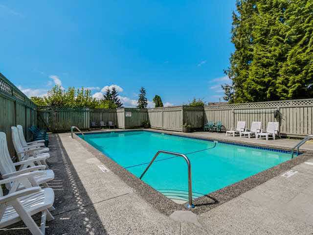 """Photo 18: Photos: 1022 LILLOOET Road in North Vancouver: Lynnmour Townhouse for sale in """"LILLOOET PLACE"""" : MLS®# V1123413"""