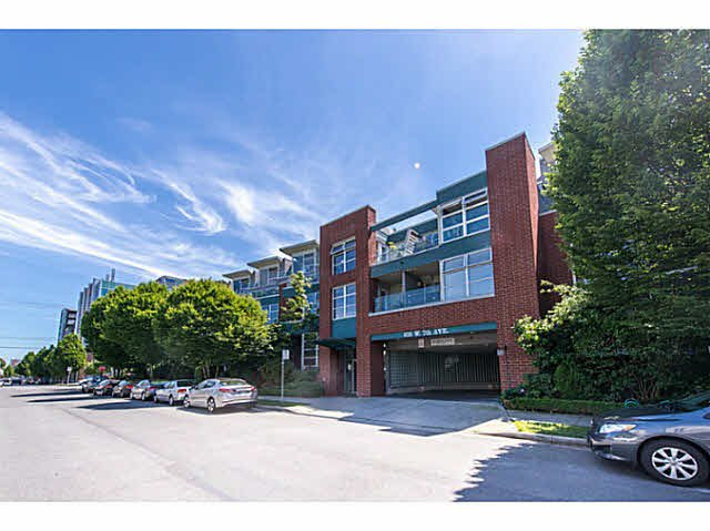 "Main Photo: 314 638 W 7TH Avenue in Vancouver: Fairview VW Condo for sale in ""Omega City Homes"" (Vancouver West)  : MLS®# V1127912"