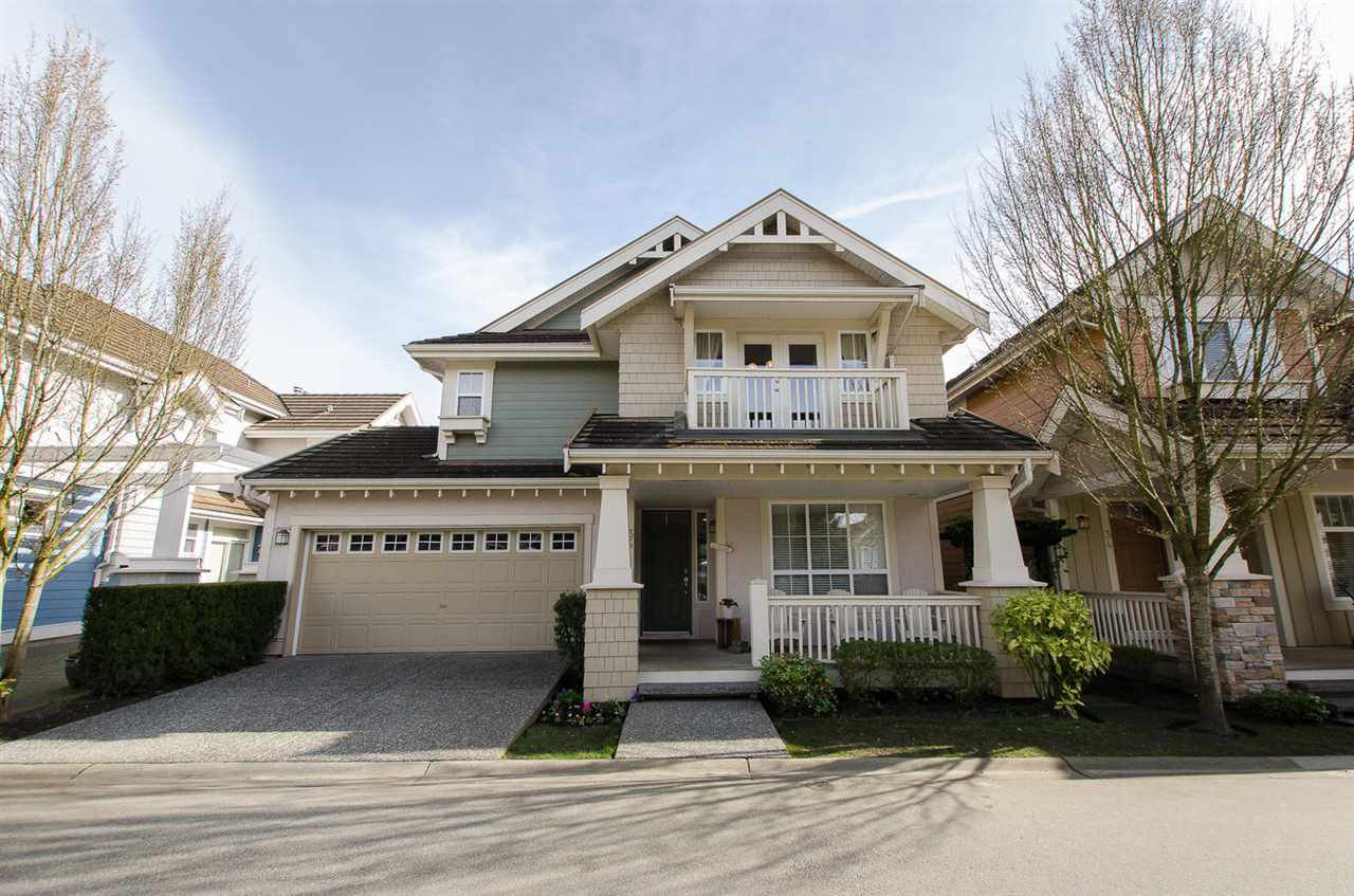 "Main Photo: 35 15288 36 Avenue in Surrey: Morgan Creek Townhouse for sale in ""Cambria"" (South Surrey White Rock)  : MLS®# R2047131"