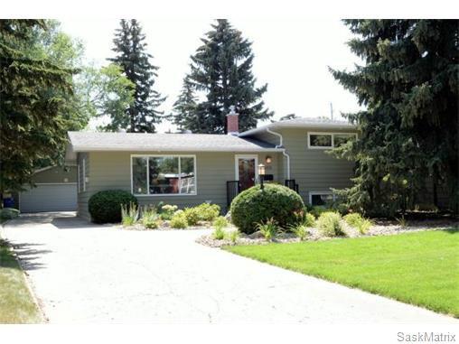 Main Photo: 3805 HILL Avenue in Regina: Single Family Dwelling for sale (Regina Area 05)  : MLS®# 584939