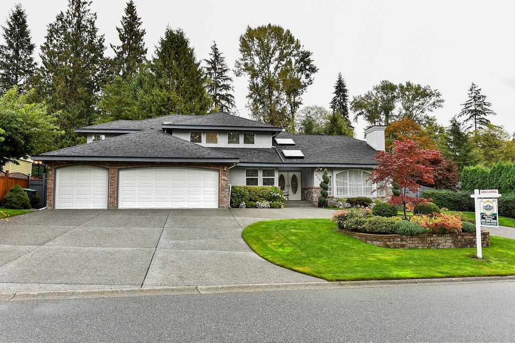 "Main Photo: 8098 148A Street in Surrey: Bear Creek Green Timbers House for sale in ""MORNINGSIDE ESTATES"" : MLS®# R2114468"