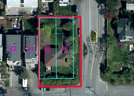 Main Photo: LT.20 14799 OXENHAM Avenue: White Rock House for sale (South Surrey White Rock)  : MLS®# R2136711