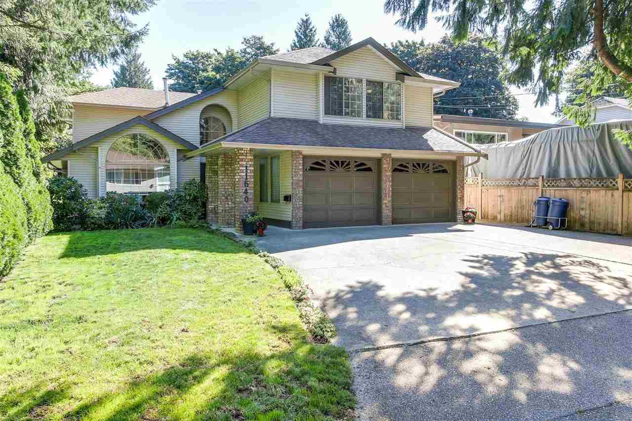 Main Photo: 11640 212TH Street in Maple Ridge: Southwest Maple Ridge House for sale : MLS®# R2205188