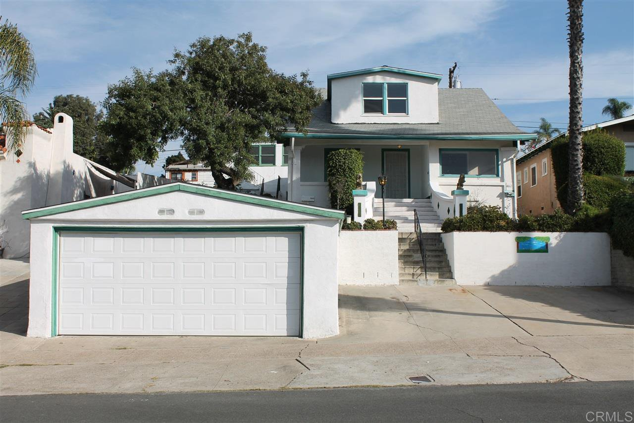 Main Photo: KENSINGTON Property for sale: 4663 Terrace Dr in San Diego