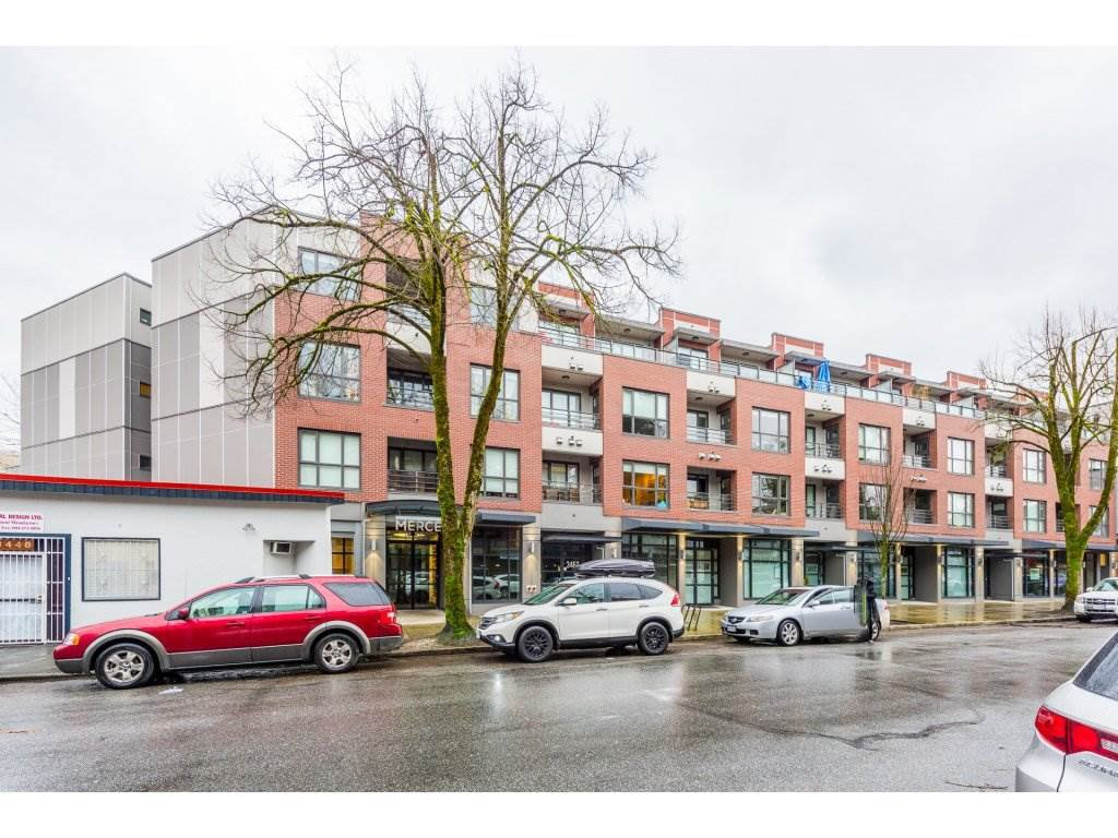 "Photo 2: Photos: 301 3456 COMMERCIAL Street in Vancouver: Victoria VE Condo for sale in ""MERCER"" (Vancouver East)  : MLS®# R2233963"