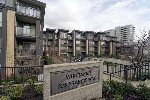 Main Photo: 108 225 FRANCIS Way in New Westminster: Fraserview NW Condo for sale : MLS®# R2252806