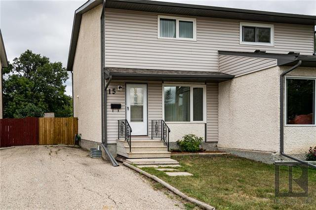 Main Photo: 15 Richfield Avenue in Winnipeg: Meadowood Residential for sale (2E)  : MLS®# 1821910