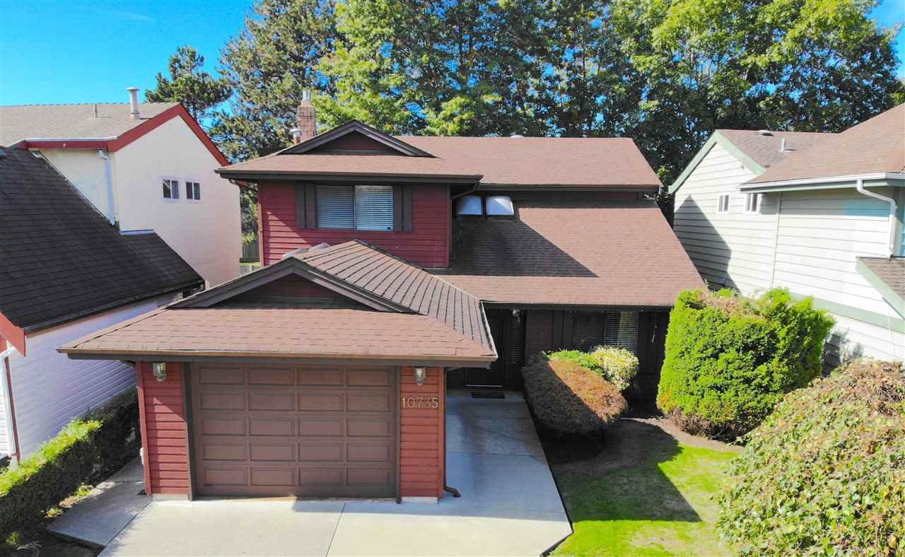 Main Photo: 10735 TRURO Drive in Richmond: Steveston North House for sale : MLS®# R2329742