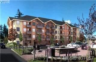 Main Photo: 103 825 Goldstream Ave in VICTORIA: La Langford Proper Condo for sale (Langford)  : MLS®# 808915