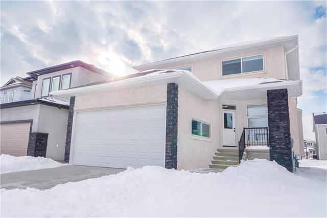 Main Photo: 74 Daylan Marshall Gate in Winnipeg: Amber Trails Residential for sale (4F)  : MLS®# 1906302