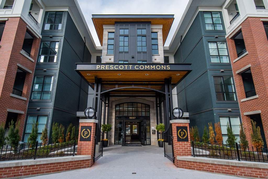 "Main Photo: 229 15137 33 Avenue in Surrey: Morgan Creek Condo for sale in ""PRESCOTT COMMONS"" (South Surrey White Rock)  : MLS®# R2362229"