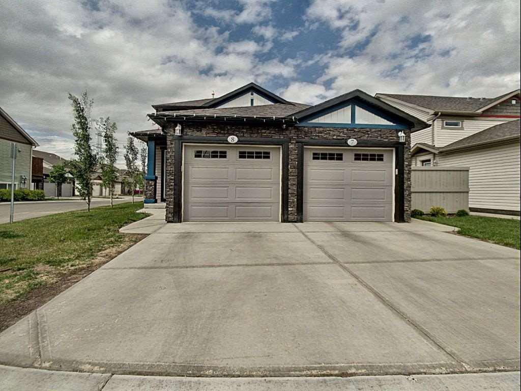 Main Photo: 7 6520 2 Avenue in Edmonton: Zone 53 House Half Duplex for sale : MLS®# E4162429