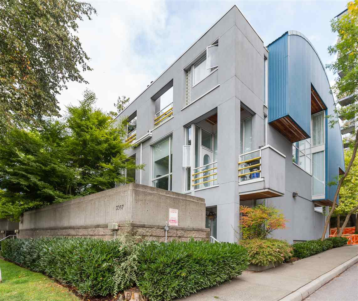 """Main Photo: 3057 E KENT Avenue in Vancouver: South Marine Townhouse for sale in """"The Phoenix"""" (Vancouver East)  : MLS®# R2399631"""