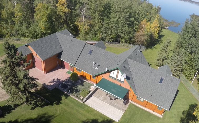 Main Photo: 58 5124 Twp Rd 554: Rural Lac Ste. Anne County House for sale : MLS®# E4193413