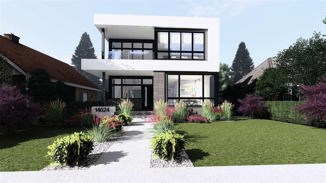 Main Photo: 14624 93 Avenue NW in Edmonton: Zone 10 House for sale : MLS®# E4195479