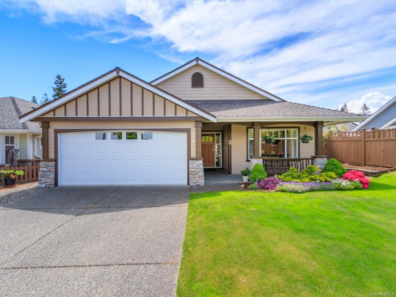 Main Photo: 435 Day Pl in PARKSVILLE: PQ Parksville House for sale (Parksville/Qualicum)  : MLS®# 839857