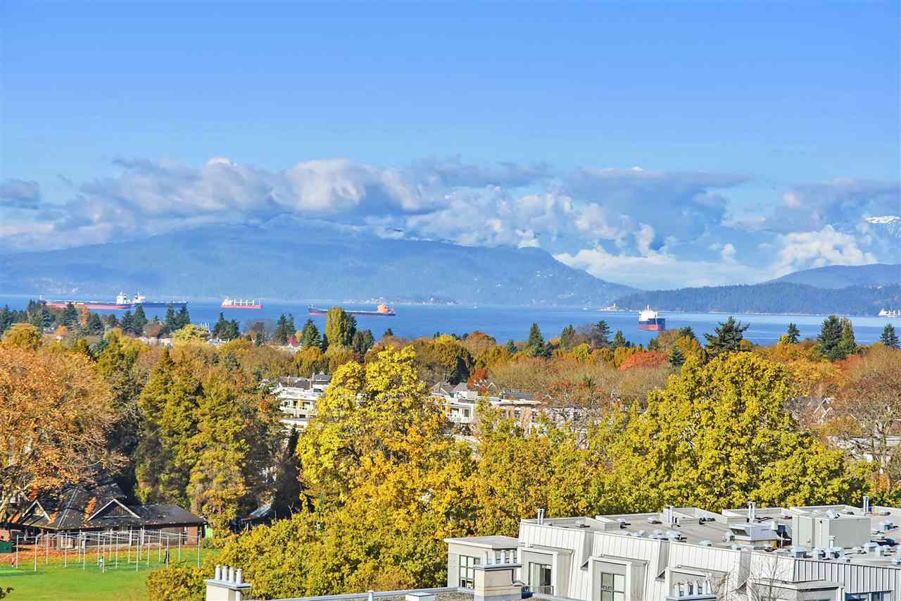 "Main Photo: 805 2799 YEW Street in Vancouver: Kitsilano Condo for sale in ""TAPESTRY AT ARBUTUS WALK"" (Vancouver West)  : MLS®# R2481929"