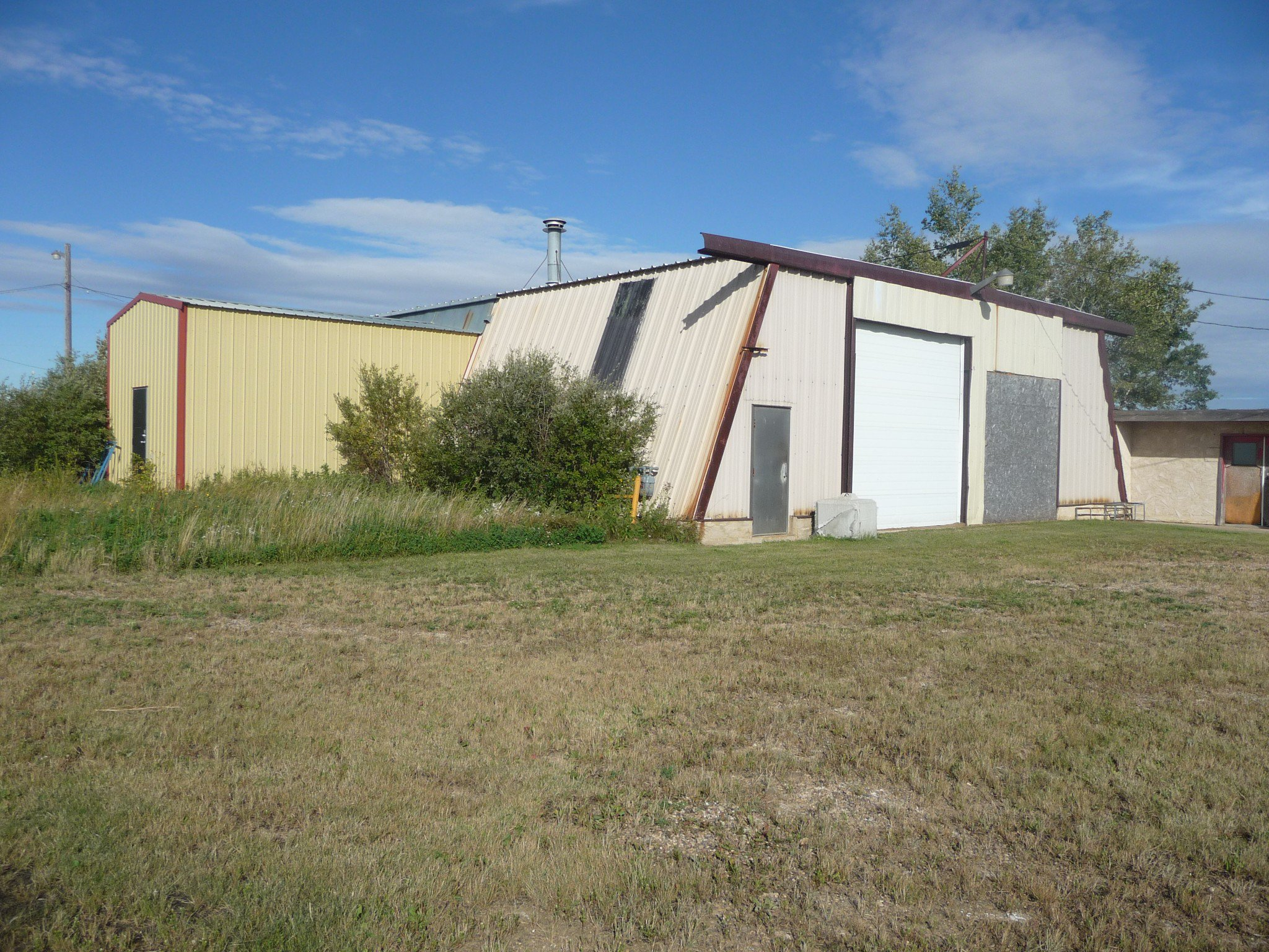 Main Photo: 5911 50 Street in VIKING: Commercial for sale