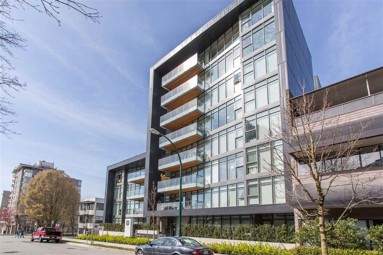 "Main Photo: 203 1555 W 8TH Avenue in Vancouver: Fairview VW Condo for sale in ""1555 WEST EIGHTH"" (Vancouver West)  : MLS®# R2496027"