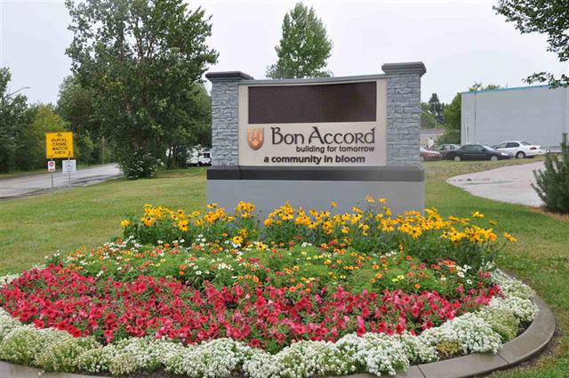 Main Photo: 4706 51 STREET: Bon Accord Land Commercial for sale (Rural Sturgeon County)  : MLS®# E4224919